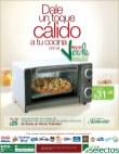 Promociones de navidad SUPER SELECTOS horno tostador - 23dic13