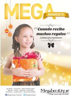 Promociones navidad MEGABOUTIQUE el salvador - 18dic13