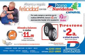 Regala felicidad y ahorra con promociones DIPARVEL - 09dic13