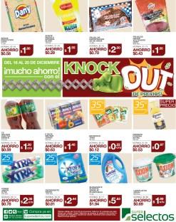SUPER SELECTOS ofertas de hoy Lunes - 16dic13