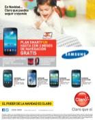 Samsung Galaxy MEGA YOUNG TREND CORE promociones CLARO - 06dic13
