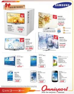 Samsung smart tv galaxy tab galaxy S OMNISPORT ofertas - 12dic13