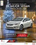 Sedan compacto KIA Cerato EX best price - 10dic13