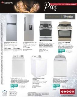 Siman.com electrodomesticos WHIRPOOL en oferta - 18dic13