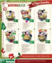 Super Canastas Navideñas SUPER SELECTOS ofertas - 13dic13
