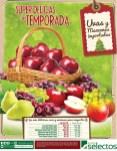 Super delicias de temporada UVAS y Manzanas - 24dic13