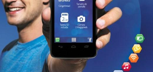 Telefonos ANDROID de TIGO ofertas - 05dic13
