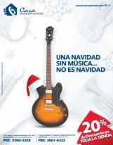 Una navidad sin musica no es navidad INTRUMENTOS - 18dic13