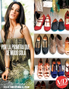 Zapatos de MODA MD sigue moviendo el piso
