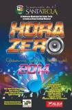 Paseo El carmen Santa Tecla año nuevo 2014 hora zero