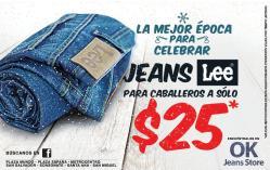 celabra navidad con JEANS OK -14dic13