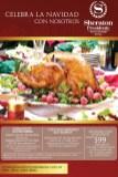 celebra navidad con promociones SHERATON presidente - 19dic13