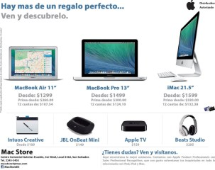 iMAc computer MacBook Pro promotions - 20dic13