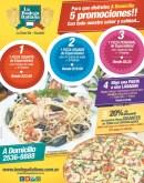 promociones a Domicilio Restaurante La Bodega Italiana el salvador - 26dic13