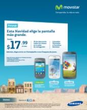 smartphones SAMSUNG promociones MOVISTAR - 17dic13