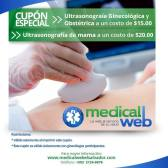 CUPON especial Medical Web el salvador