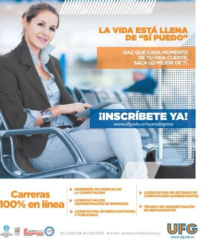 Carreras profesional en linea Universidad Francisco Gavidia UFG