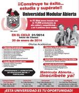 Construye tu exito Universidad MOdular Abierta