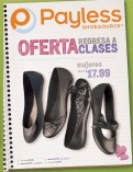 Payless shoesource OFERTA regresa a clases 2014 - page 1