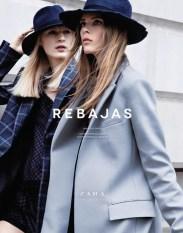Rebajas galerias y la gran via ZARA promociones - 03ene14