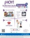 Recarga tu celular BAC CREDOMATIC Quintuple saldo - 30ene14