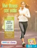 Revista ELLA el salvador CARRERA FITNESS