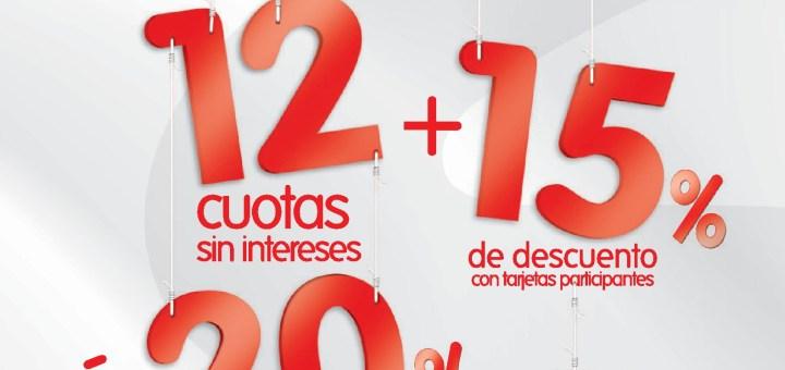 SAMBORNS el salvador PROMOCION venta especial - 30ene14