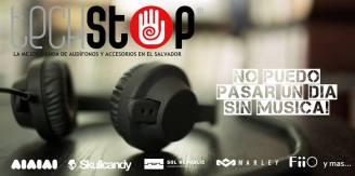 Tech Stop el slavador Tienda de audifonos y accesorios