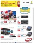 Tiendas MAX el salvador VOTA por los super precios -- 31ene14