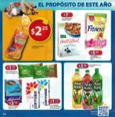 Walmart comida saludable y fibra Guia de Compras 2014 No1