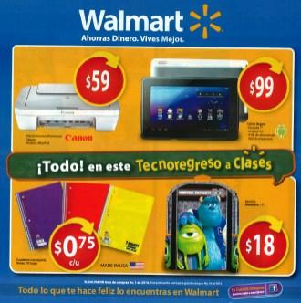 Walmart escolar Guia de Compras 2014 No1