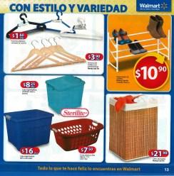 Walmart zapateras percheros organizadores Guia de Compras 2014 No1