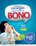 llamar USA CANADA recargas TIGO con bono - 09ene14