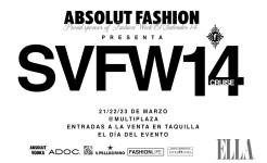 ABSOLUT FASHION week 2014 EL Salvador