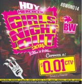 Buffalo Wings GIRLS night out - 12feb14