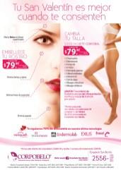 Consiente tu cuerpo salud belleza CORPOBELO promoiones