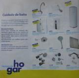 Cuidado del baño duchas perillas grigo EPA feb 2014