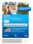 Cuotas sin intereses en tus vuelos AVIANCA tarjetas banco CITI - 25feb14