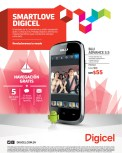 DIGICEL el salvador SMART LOVE android phone - 28feb14