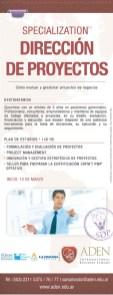 Direccion de Proyectos CURSE ADEN el salvador - 06feb14