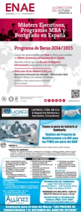 ENAE business school programa de becas - 03feb14