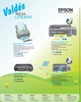 EPSON multifuncional proyectores printer fax VALDES el salvador - 18feb14