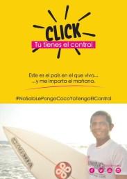 Elecciones 2014 el salvador CLICK tu tienes el control