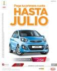 Excel automotriz el salvador KIA Picanto LX 2014 promotion
