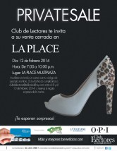 LA PLACE Multiplaza el salvador OPI SALE