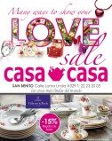 LOVE sale valentine day CASA CASA - 04feb14