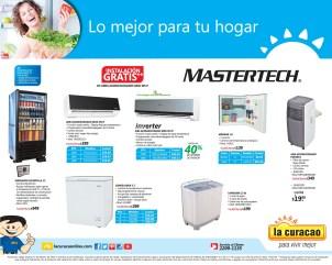 MASTERTECH promotions La Curacao el salvador - 01feb14