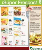 Miercoles Fescos ofertas SUPER SELECTOS - 19feb14