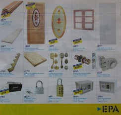 Motores para porton candados caja de seguridad EPA oportunidades