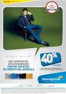 PERRY ELLIS promociones descuento BANCO AGRICOLA - 12feb14